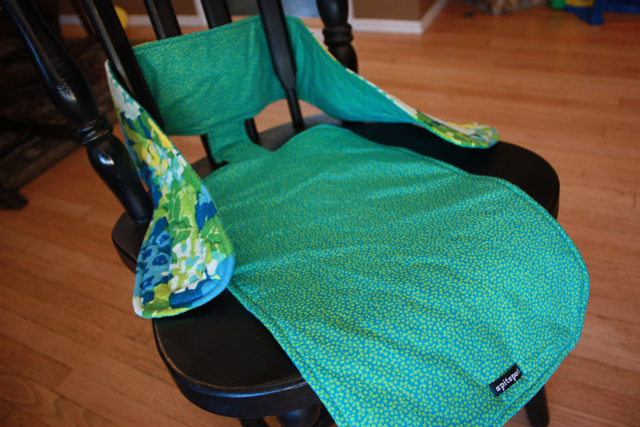 This ... & Tutorial: This Mamau0027s Fab Travel Chair | This Mama Makes Stuff islam-shia.org