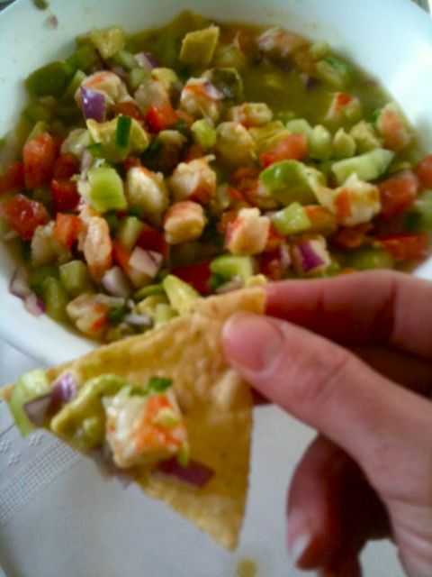 Cooking Stuff: Shrimp Ceviche | This Mama Makes Stuff