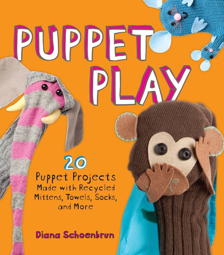 Recycled Material Book Cover : Making stuff puppets from recycled materials this mama