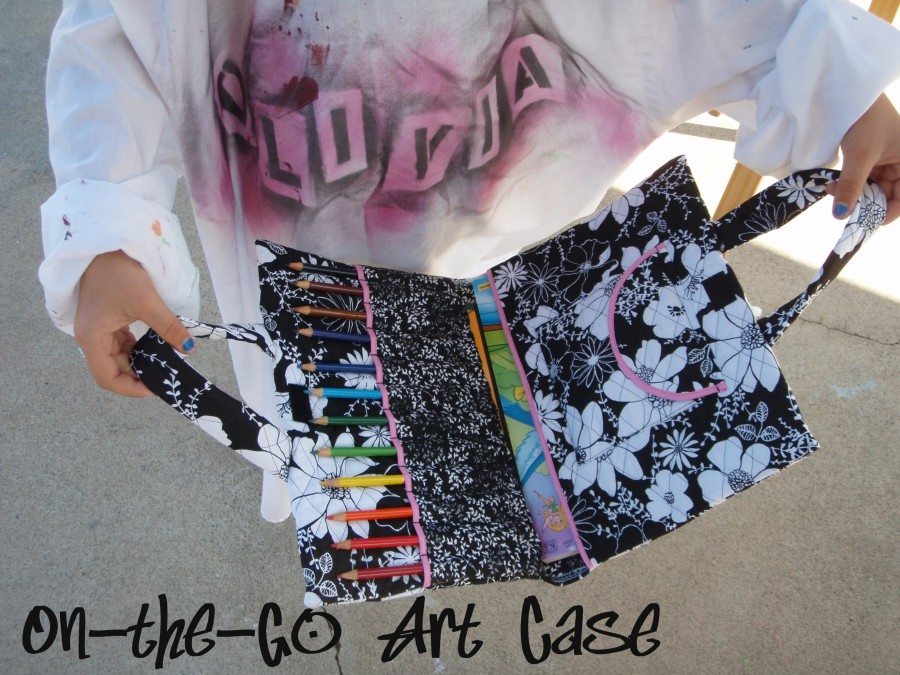 On-the-go Art Case